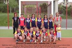 2005/2006 - MLADŠÍ ŽAČKY